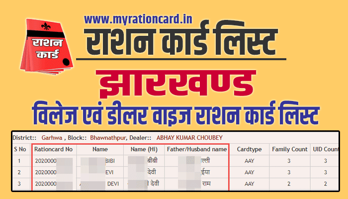 ration-card-list-jharkhand